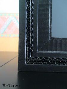 cadre noir - détail