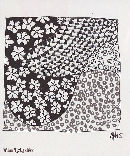 second zentangle
